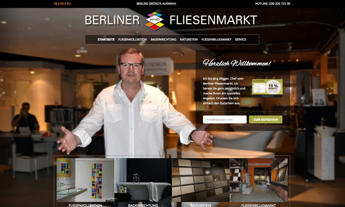 best practice berliner fliesenmarkt 4selected gmbh. Black Bedroom Furniture Sets. Home Design Ideas