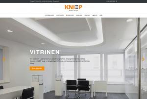 Referenz Webdesign by 4selected für Ladenbauer