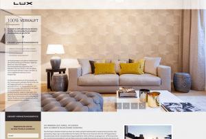 Referenzseite Webdesign Immobilien