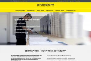 Referenzseite Webdesign Lettershop