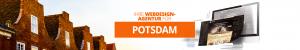 Responsives Webdesign für Potsdam