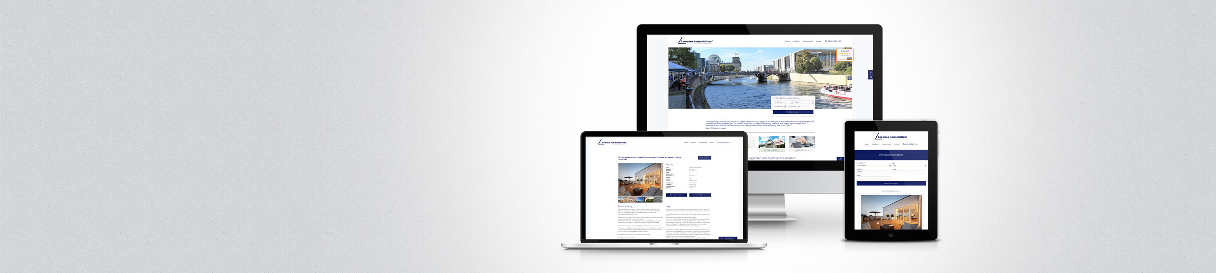 slider-immobilien-website